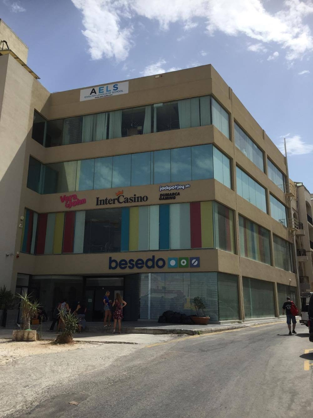 Jackpot Joy offices in Msida 2