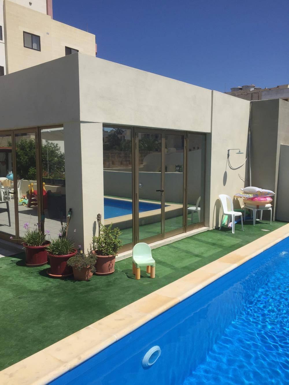 SolarTech Private villa in Qawra 4