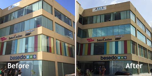 Jackpot Joy offices in Msida, Malta