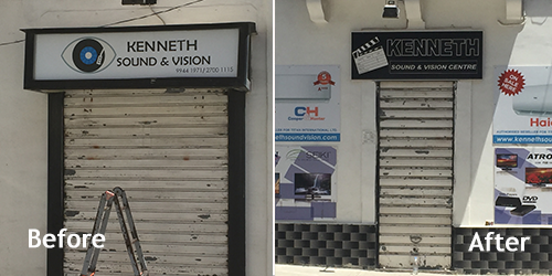 Kenneth Sound & Vision Centre