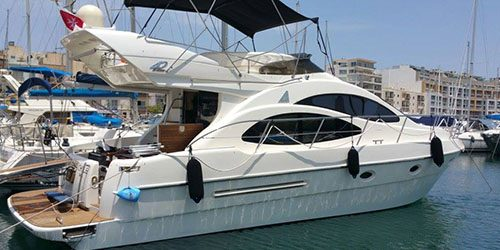 Private Yacht, Malta